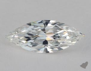 Marquise 2.02, color F, VVS2  Very Good diamond