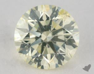 round0.53 Carat YELLOWI1