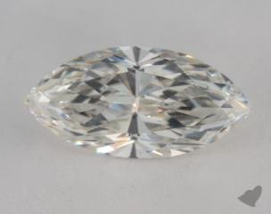 Marquise 2.27, color H, SI1  Very Good diamond
