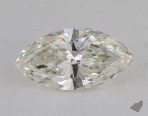 Marquise 1.09, color J, SI1  Very Good diamond