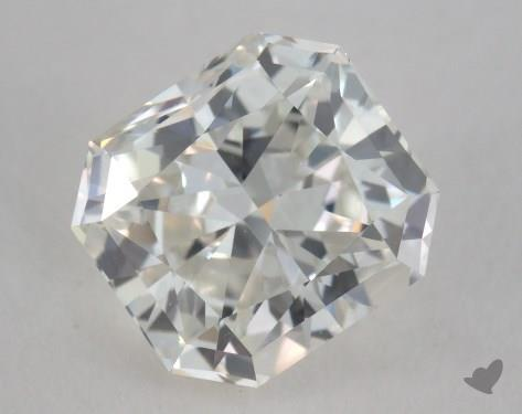 Radiant 0.87, color I, IF  Very Good diamond