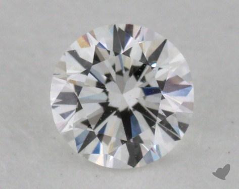 <b>0.33</b> Carat E-SI2 Very Good Cut Round Diamond