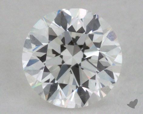 <b>0.31</b> Carat E-VS2 Very Good Cut Round Diamond