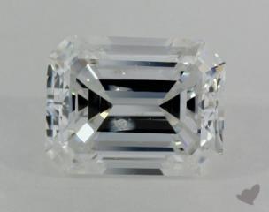 emerald0.74 Carat EI1