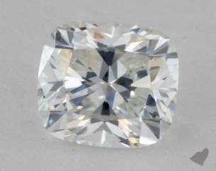 Cushion 0.73, color G, VVS1  Very Good diamond