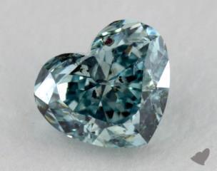 heart0.29 Carat BLUEI1