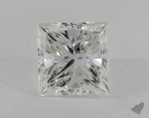 Princess 2.02, color H, SI2  Very Good diamond