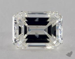 emerald0.9 Carat JSI2