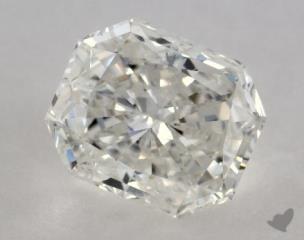 radiant0.73 Carat HI1