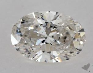 oval0.73 Carat ISI2