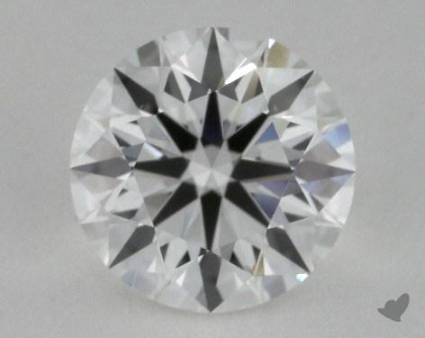 <b>0.33</b> Carat F-VS1 Excellent Cut Round Diamond