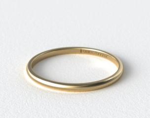Yellow Gold Wedding Rings James Allencom