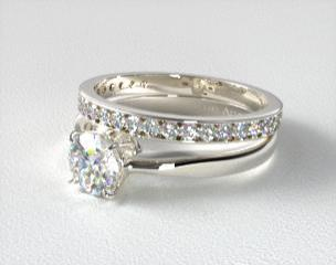 Wedding and Engagement Ring Sets JamesAllencom