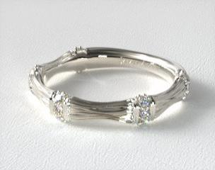 Gemstone Wedding Rings.Women S Stackable Diamond And Gemstone Wedding Rings Jamesallen Com