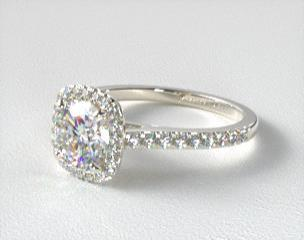engagement rings delicate