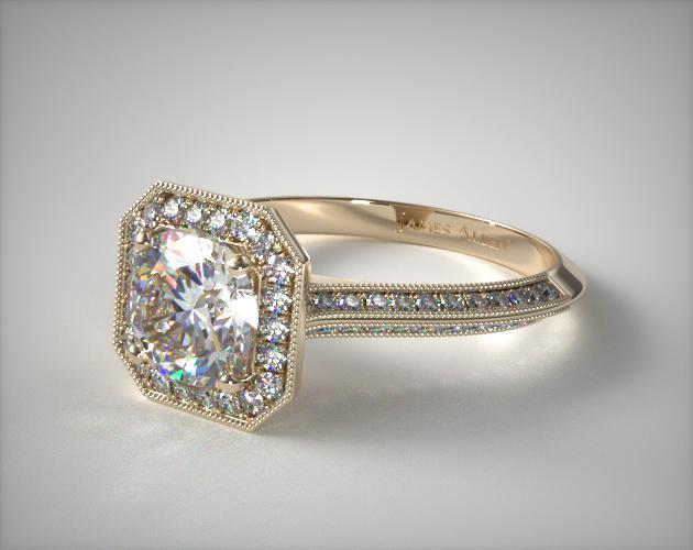 Ct Yellow Diamond Rings