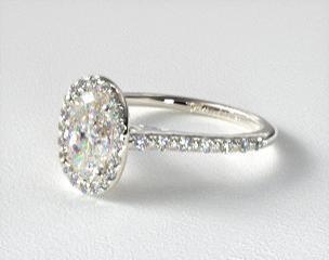c7e40f3855de8 Halo Engagement Rings
