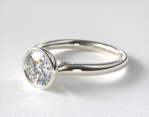 ideas rings set fresh sets with for looking ring bezel engagement band christian of wedding
