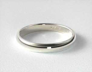 Platinum wedding rings james allen details junglespirit Image collections