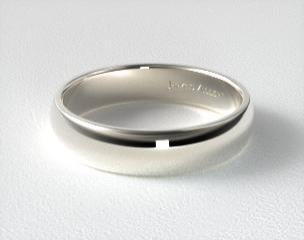 mens classic wedding rings jamesallencom - Classic Wedding Rings