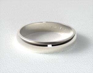 Mens Classic Wedding Rings JamesAllencom