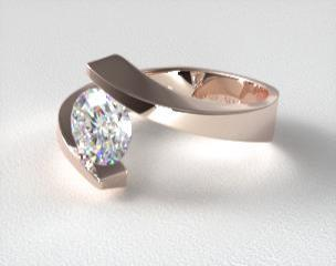 9361d6511 Rose gold Engagement Rings - All Viewable In 360° HD