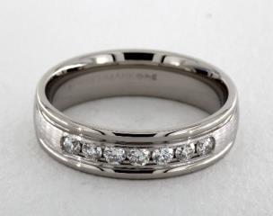 Men S Wedding Ring.Men S Diamond Wedding Rings Jamesallen Com