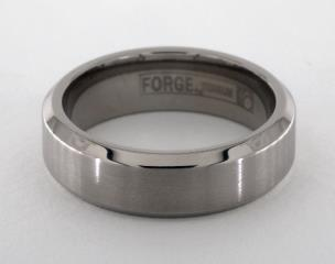 Mens Alternative Metal Wedding Rings JamesAllencom