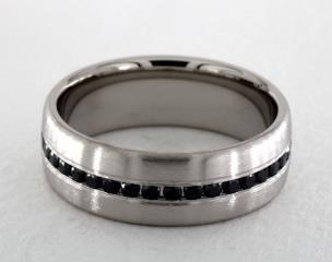 Men S Diamond Wedding Rings Jamesallen Com