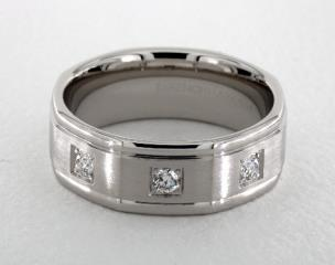 mens diamond wedding rings - Mens Diamond Wedding Rings