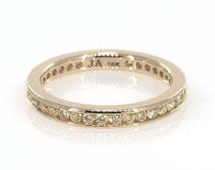 Womens Stackable Diamond and Gemstone Wedding Rings JamesAllencom