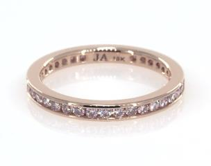 Womens Stackable Diamond and Gemstone Wedding Rings JamesAllencom