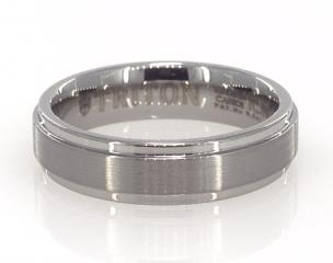 Men's Alternative Metal Wedding Rings | JamesAllen com
