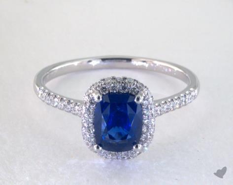Gemstone Engagement Rings Jamesallen Com