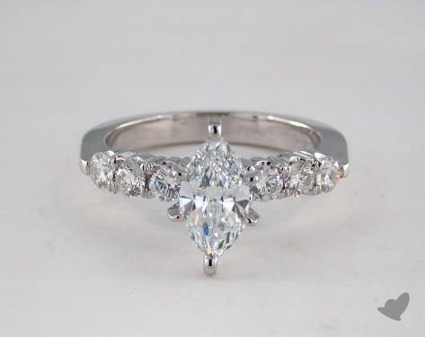 Diamond Ring Settings For Marquise Diamond
