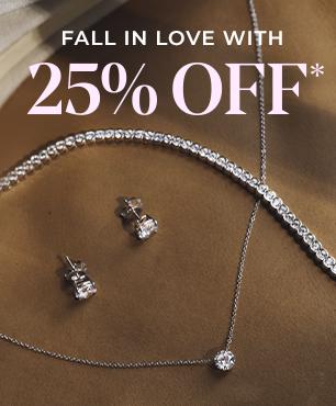 25% Off Fine Jewelry*