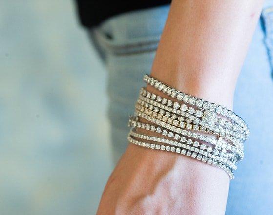 Diamond-Tennis-Bracelets