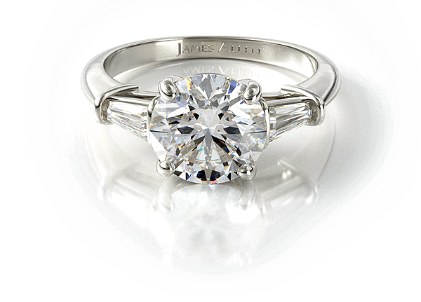 Shop Engagement Rings and Loose Diamonds line