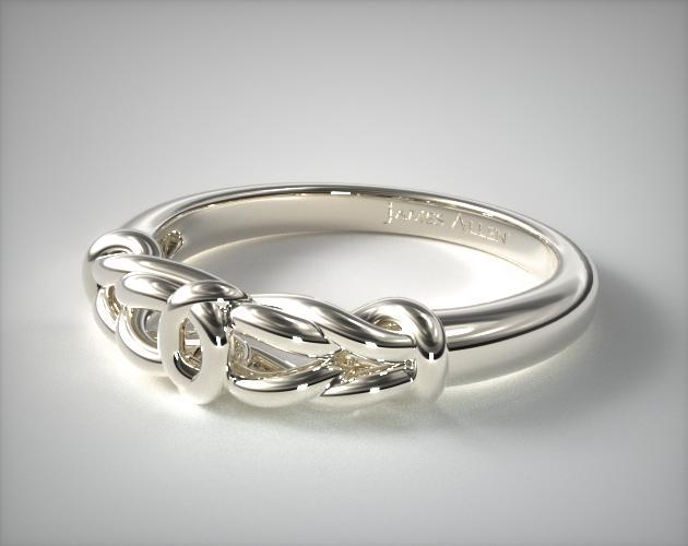 wedding knot celtic ring ltd eachna trinity filagree rings