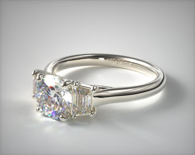 what trellis engagement rings a is tapered blog ritani ring