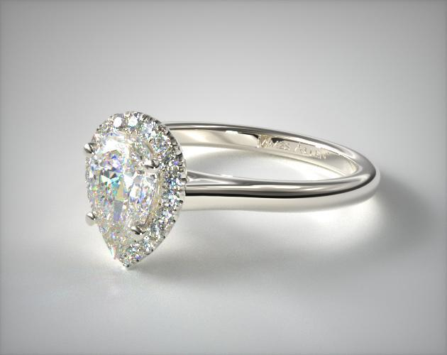 img engagement cushion sparkly cut steals cable rop twisted rings halo cusion product