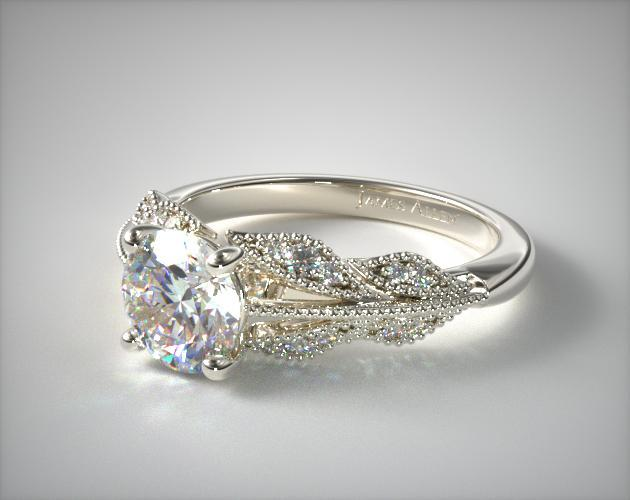 stunning pin wedding details weddingforward see more ring with com vintage jewellery engagement rings