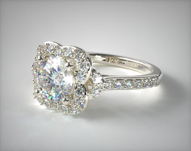 Vintage Engagement Rings Jamesallen Com