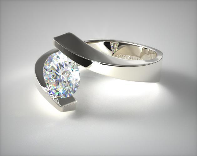 listing set modern diamond wedding engagement il rings trillion ring