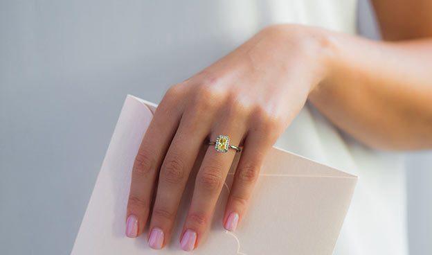 Pave Halo Diamond