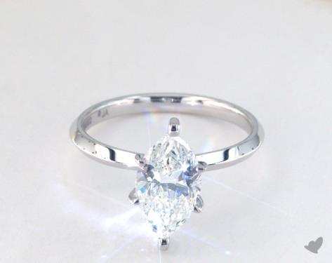 Marquise Cut Engagement Rings Jamesallen Com