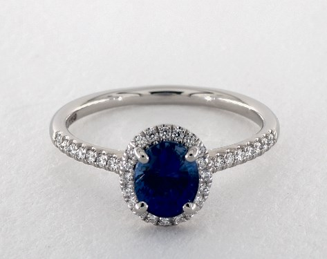 sapphire platinum your setmain diamond blue garland ring build and en engagement nile own in jp