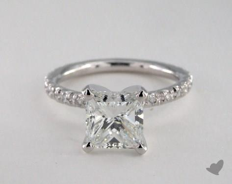 Platinum  Wedding Sets Engagement Ring