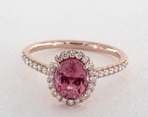 rings francis sapphire diamond jewelers pink ring engagement created