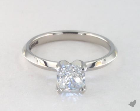 Cushion Cut Diamond Engagement Rings Jamesallencom